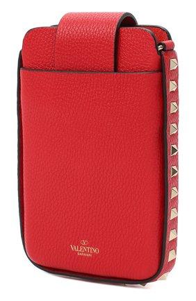 Чехол для iphone VALENTINO красного цвета, арт. VW2P0V28/VSH | Фото 2