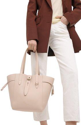 Женский сумка-тоут net medium FURLA бежевого цвета, арт. BZT0FUA/HSF000   Фото 2