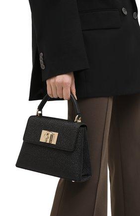 Женская сумка furla 1927 FURLA черного цвета, арт. WB00109/A.0055 | Фото 2
