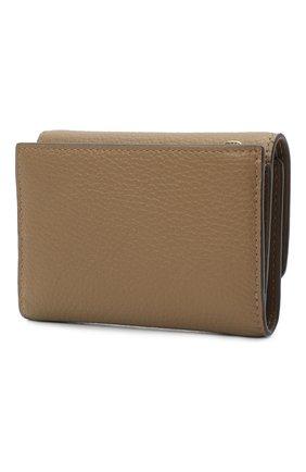 Женские кожаный кошелек FURLA бежевого цвета, арт. PCZ0UNO/HSF000 | Фото 2