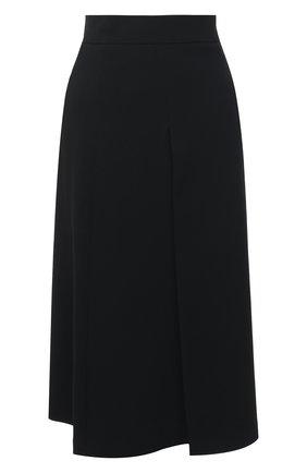 Женская юбка DOLCE & GABBANA черного цвета, арт. F4BZIT/FURDV | Фото 1