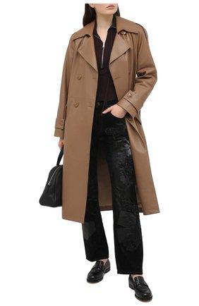 Женские джинсы RALPH LAUREN черного цвета, арт. 290823639   Фото 2