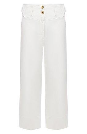 Женские джинсы LANVIN белого цвета, арт. RW-TR504D-DZ03-P21 | Фото 1