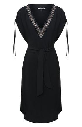 Женская туника FISICO черного цвета, арт. S1/F/FV81CX   Фото 1
