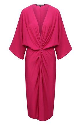 Женское платье FISICO фуксия цвета, арт. S1/F/FV85C0 | Фото 1