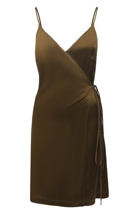 Женское платье FISICO хаки цвета, арт. S1/F/FV87S0 | Фото 1