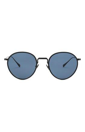 Мужские солнцезащитные очки GIORGIO ARMANI черного цвета, арт. AR6103J | Фото 3