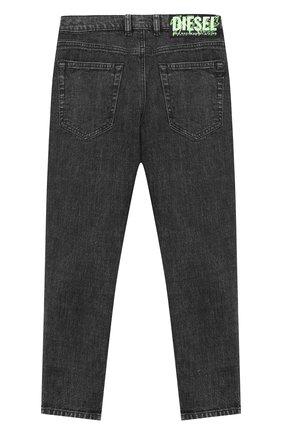 Детские джинсы DIESEL серого цвета, арт. J00156-KXB8R | Фото 2
