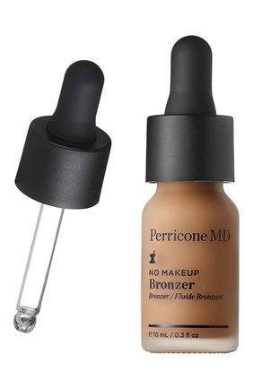 Бронзер no makeup bronzer PERRICONE MD бесцветного цвета, арт. 651473709077   Фото 1