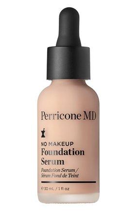 Тональная сыворотка no makeup foundation serum spf20, porcelain PERRICONE MD бесцветного цвета, арт. 651473708681 | Фото 1