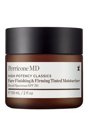 Увлажняющий и укрепляющий крем для лица с эффектом тонирования PERRICONE MD бесцветного цвета, арт. 651473707974 | Фото 1
