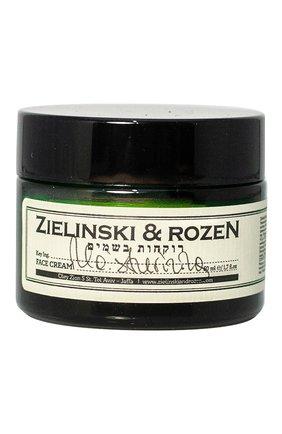 Увлажняющий крем для лица ZIELINSKI&ROZEN бесцветного цвета, арт. 7290018419656 | Фото 1