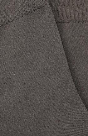 Женские носки FALKE серого цвета, арт. 47673   Фото 2