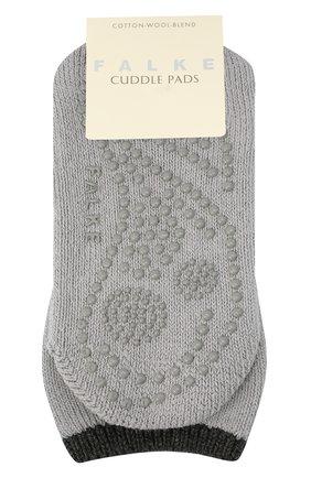 Женские носки FALKE серебряного цвета, арт. 47540   Фото 1