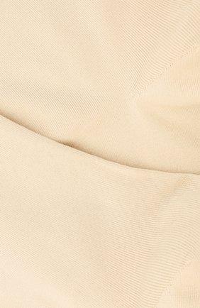 Женские носки cotton touch FALKE кремвого цвета, арт. 47539 | Фото 2