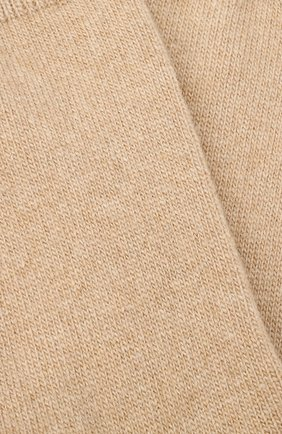 Женские носки FALKE бежевого цвета, арт. 47548   Фото 2 (Материал внешний: Шерсть)