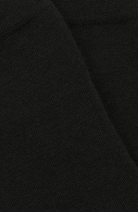 Женские носки softmerino FALKE черного цвета, арт. 47488 | Фото 2