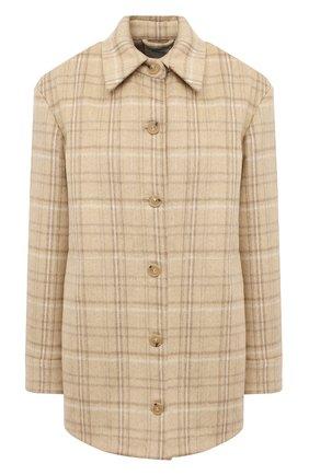 Женская куртка VINCE бежевого цвета, арт. V710691325 | Фото 1