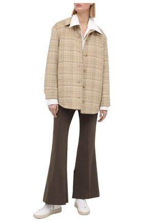 Женская куртка VINCE бежевого цвета, арт. V710691325 | Фото 2