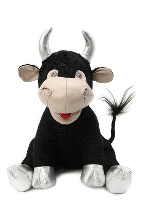 Детского игрушка бычок FURLAND черного цвета, арт. 0201607810020200000 | Фото 1