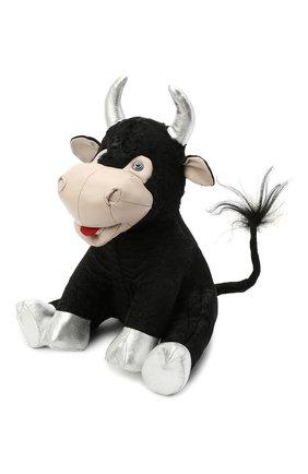 Детского игрушка бычок FURLAND черного цвета, арт. 0201607810020200000 | Фото 2