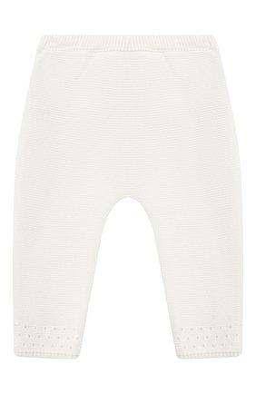 Детские хлопковые брюки TARTINE ET CHOCOLAT бежевого цвета, арт. TS22141/1M-1A | Фото 1
