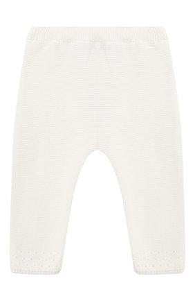 Детские хлопковые брюки TARTINE ET CHOCOLAT бежевого цвета, арт. TS22141/1M-1A | Фото 2