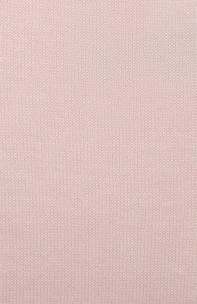 Детские хлопковые брюки TARTINE ET CHOCOLAT светло-розового цвета, арт. TS24001/18M-3A   Фото 3 (Материал внешний: Хлопок; Ростовка одежда: 18 мес   86 см, 24 мес   92 см, 36 мес   98 см)