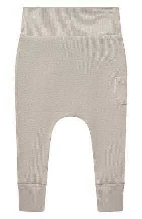 Детские хлопковые брюки TARTINE ET CHOCOLAT бежевого цвета, арт. TS24041/1M-1A | Фото 1