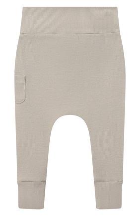 Детские хлопковые брюки TARTINE ET CHOCOLAT бежевого цвета, арт. TS24041/1M-1A | Фото 2