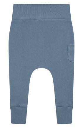 Детские хлопковые брюки TARTINE ET CHOCOLAT синего цвета, арт. TS24041/1M-1A | Фото 1