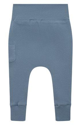 Детские хлопковые брюки TARTINE ET CHOCOLAT синего цвета, арт. TS24041/1M-1A | Фото 2
