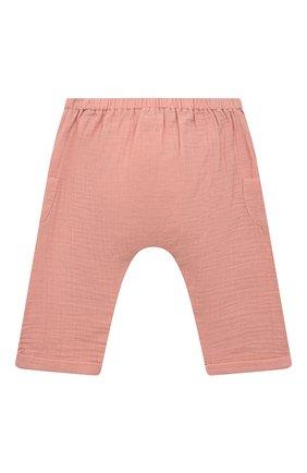 Детские хлопковые шорты TARTINE ET CHOCOLAT розового цвета, арт. TS26051/1M-1A | Фото 2