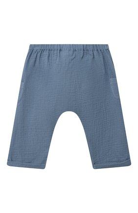 Детские хлопковые шорты TARTINE ET CHOCOLAT синего цвета, арт. TS26051/18M-3A | Фото 2