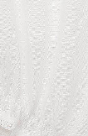 Детские хлопковые шорты TARTINE ET CHOCOLAT белого цвета, арт. TS26071/1M-1A | Фото 3