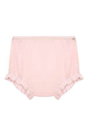 Детские хлопковые шорты TARTINE ET CHOCOLAT светло-розового цвета, арт. TS26071/18M-3A | Фото 1