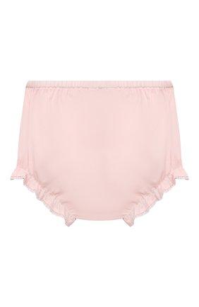 Детские хлопковые шорты TARTINE ET CHOCOLAT светло-розового цвета, арт. TS26071/18M-3A | Фото 2