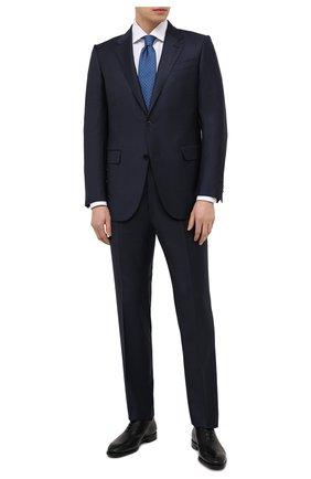 Мужские кожаные оксфорды ANTONIO MAURIZI черного цвета, арт. 4519-N/BABY CALF | Фото 2