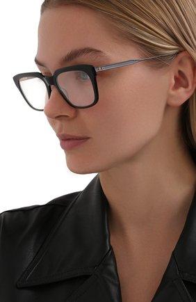 Женские оправа DITA черного цвета, арт. ARGAND/01 | Фото 2
