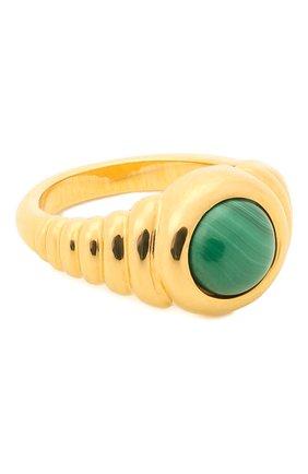 Женское кольцо COPINE JEWELRY золотого цвета, арт. PETRA18 | Фото 1