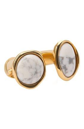 Женское кольцо LOEWE золотого цвета, арт. 101.29.140 | Фото 1