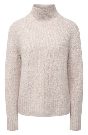 Женский свитер VINCE светло-бежевого цвета, арт. V717878624 | Фото 1