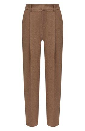 Женские брюки VINCE коричневого цвета, арт. V717721921 | Фото 1
