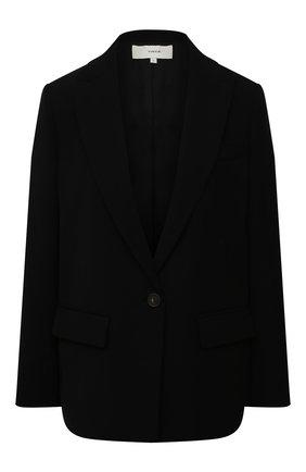 Женский жакет VINCE черного цвета, арт. V700491177 | Фото 1