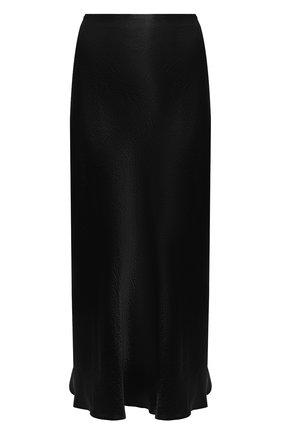 Женская юбка VINCE черного цвета, арт. V693930625 | Фото 1