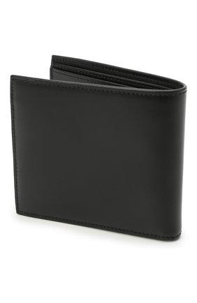 Мужской кожаное портмоне SAINT LAURENT черного цвета, арт. 607727/1JB0E | Фото 2