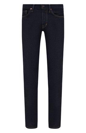 Мужские джинсы TOM FORD синего цвета, арт. BWJ18/TFD002 | Фото 1