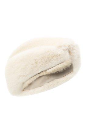 Повязка из меха норки | Фото №1
