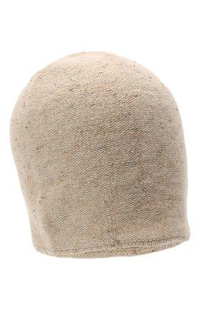 Женская шерстяная шапка dorote CANOE бежевого цвета, арт. 4003450 | Фото 1