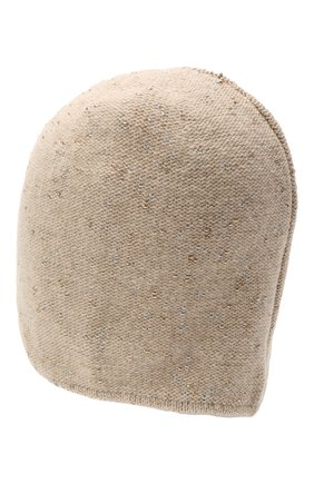 Женская шерстяная шапка dorote CANOE бежевого цвета, арт. 4003450 | Фото 2